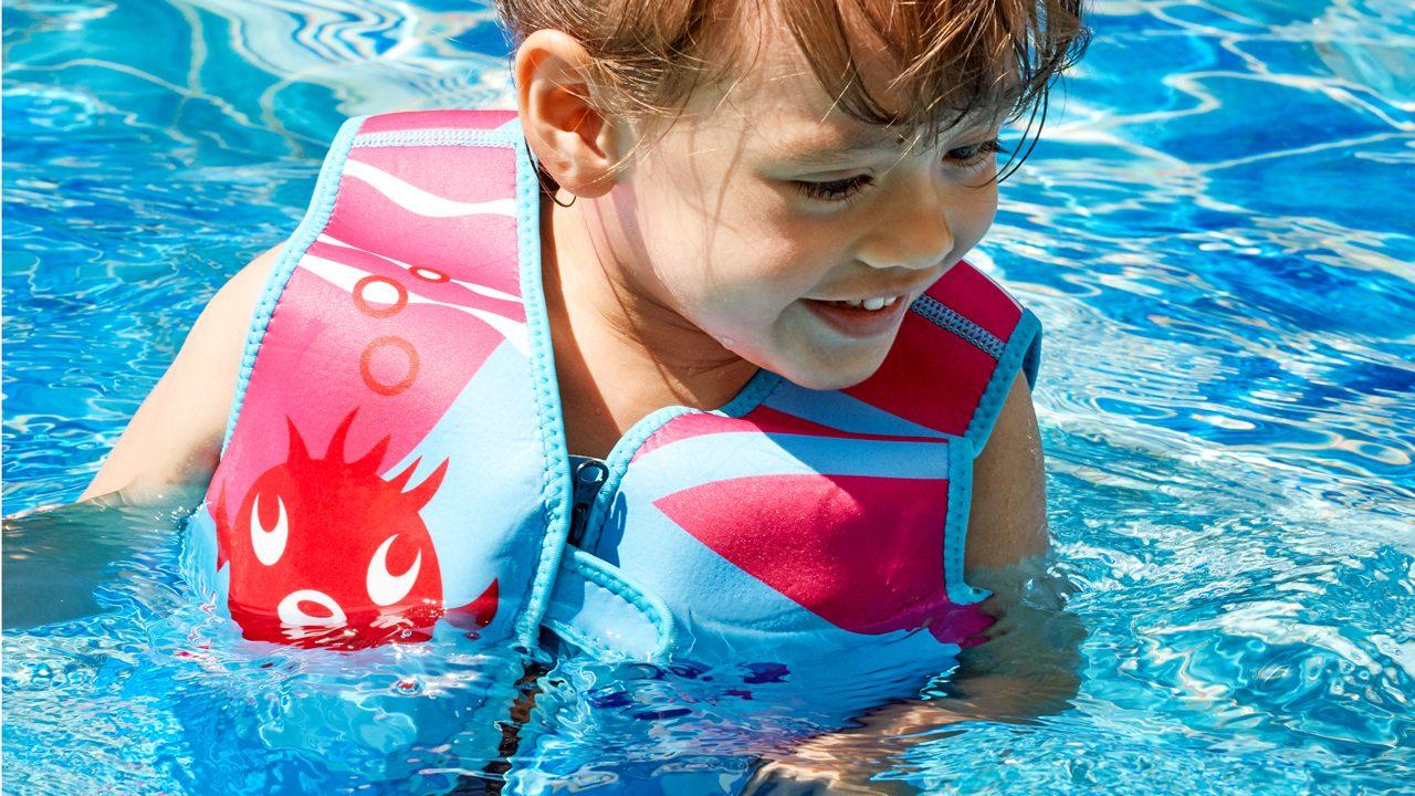 Schwimmhilfen sind Vertrauenssache