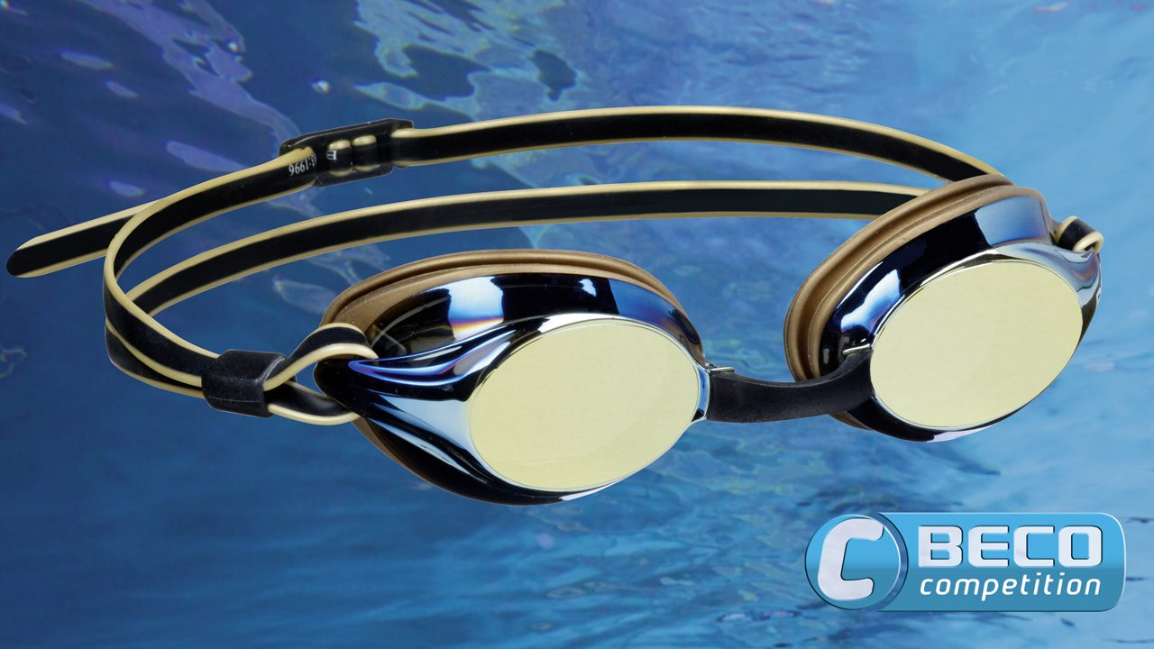 Schwimmbrille BOSTON MIRROR