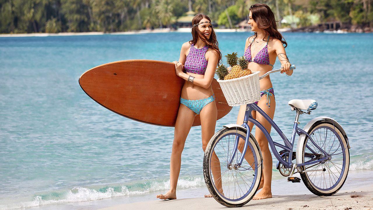 Bohemian surf style