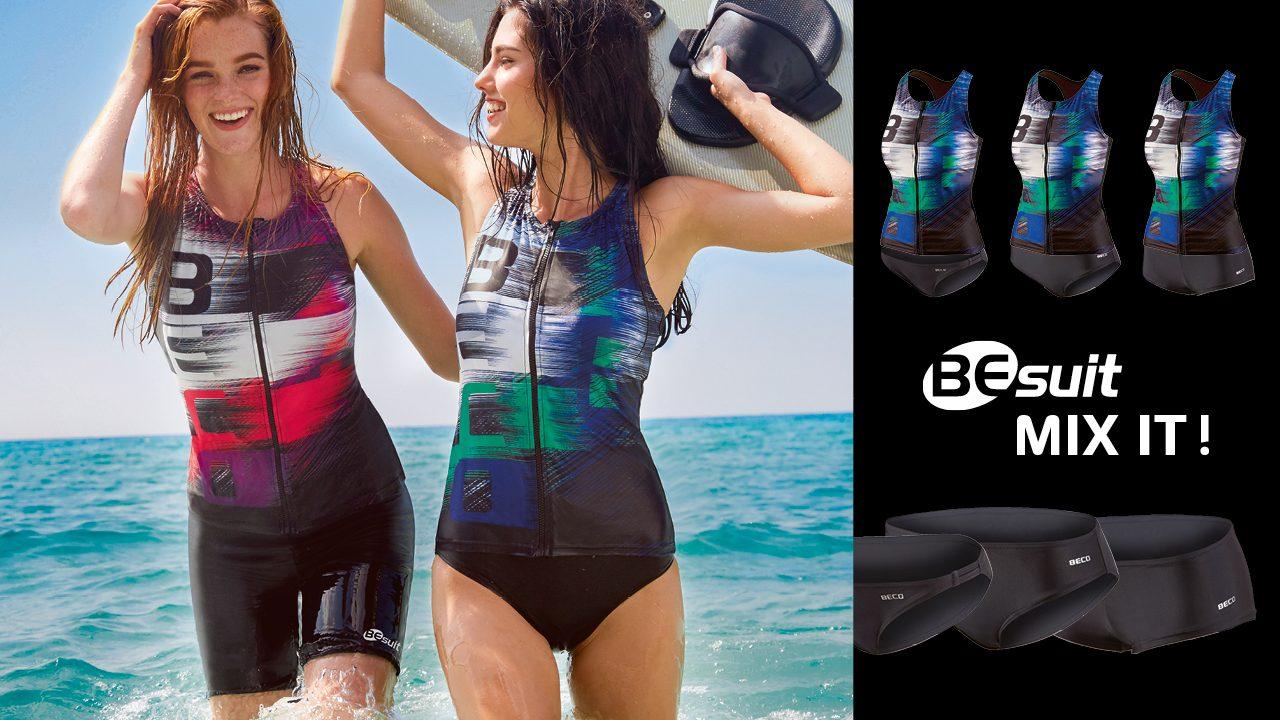 BEsuit® ist Fashion-Swimwear