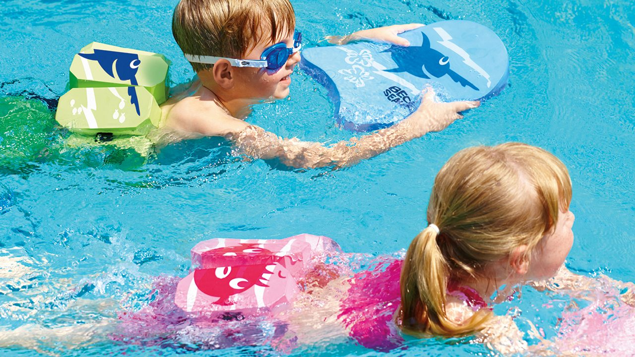 Schwimmen lernen mit BECO-SEALIFE®