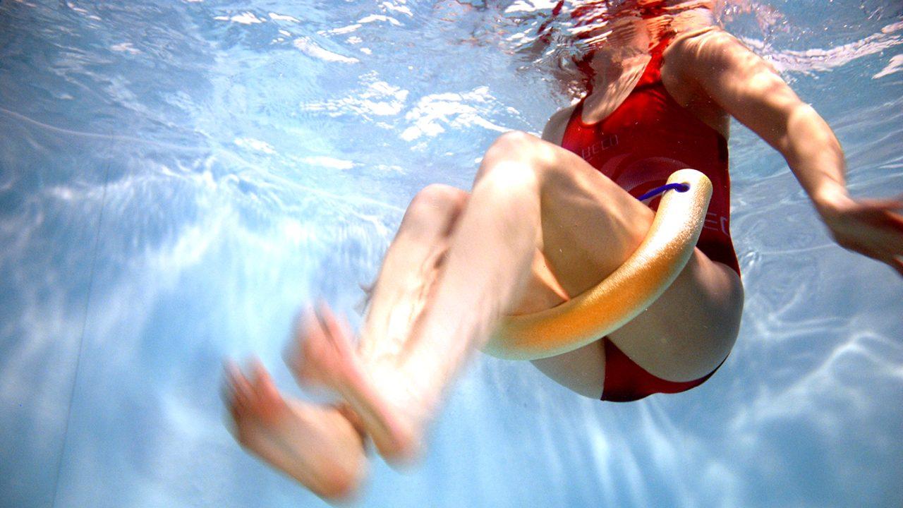 BECO Power Stick Aqua Fitness Wasser Spa/ß Trainingsger/ät Fitnesstrainer