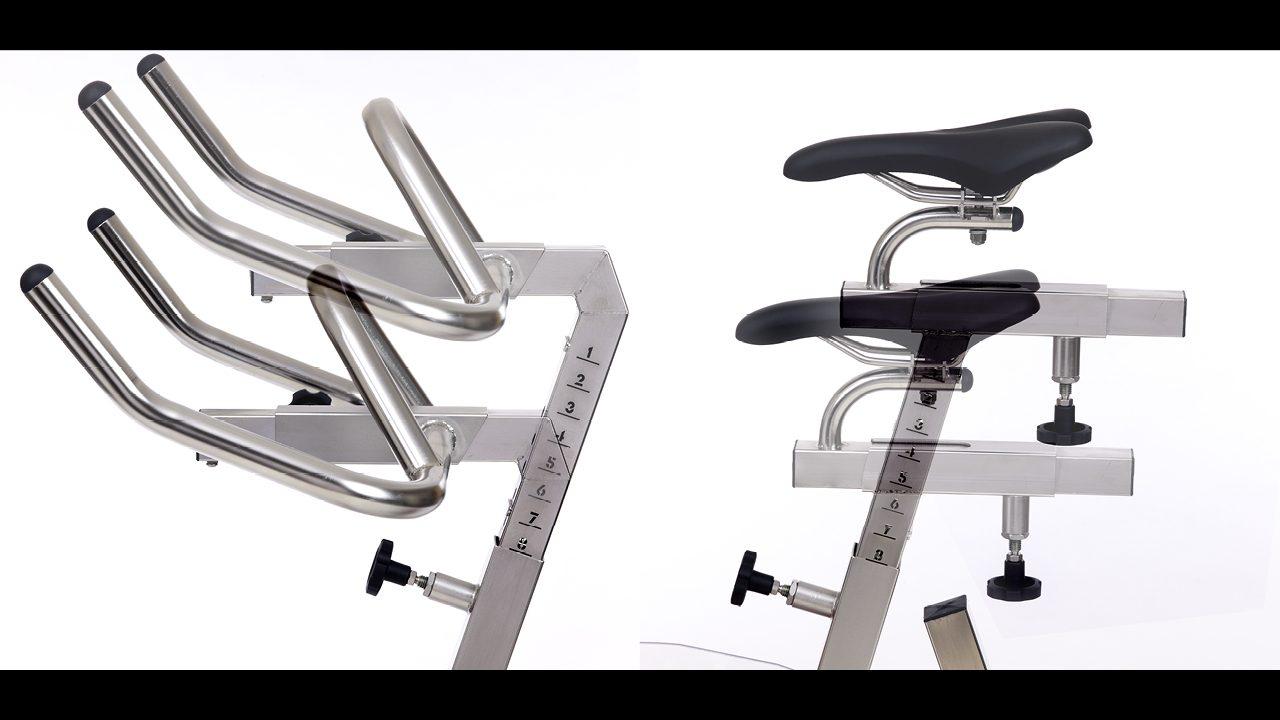 Für ein effektives Biken