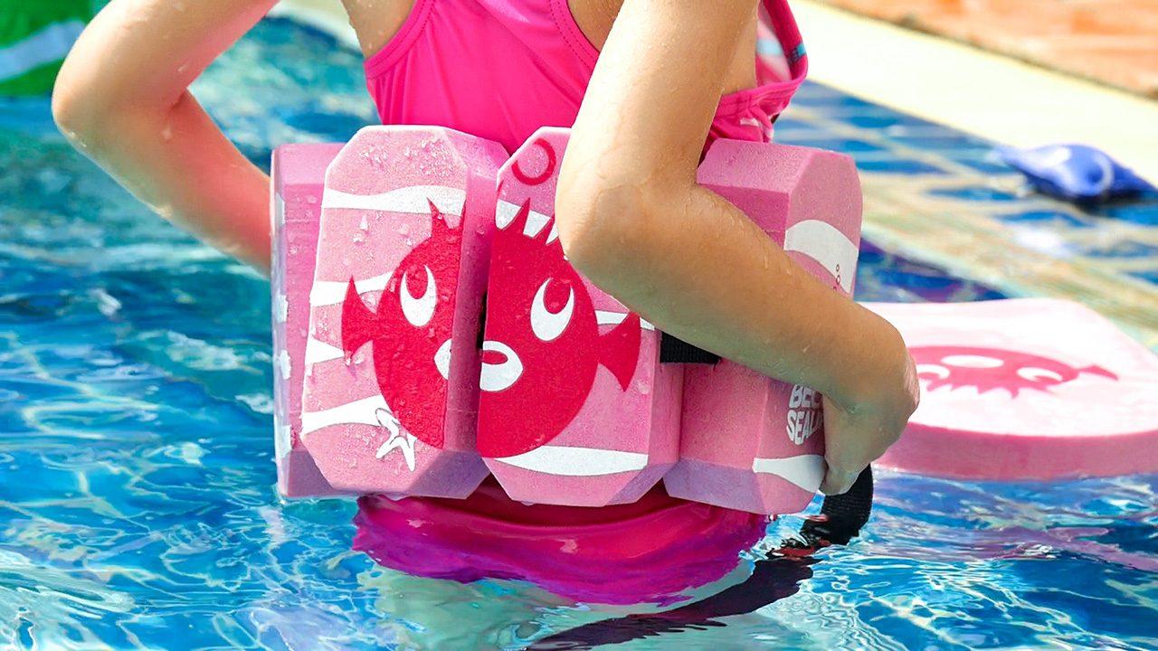 Schwimmgürtel für Kinder