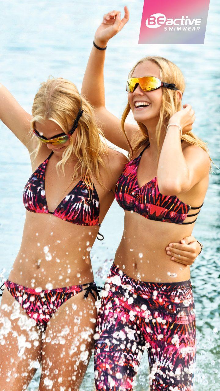 Welcher ist dein Bikini: Triangel oder Racerback?