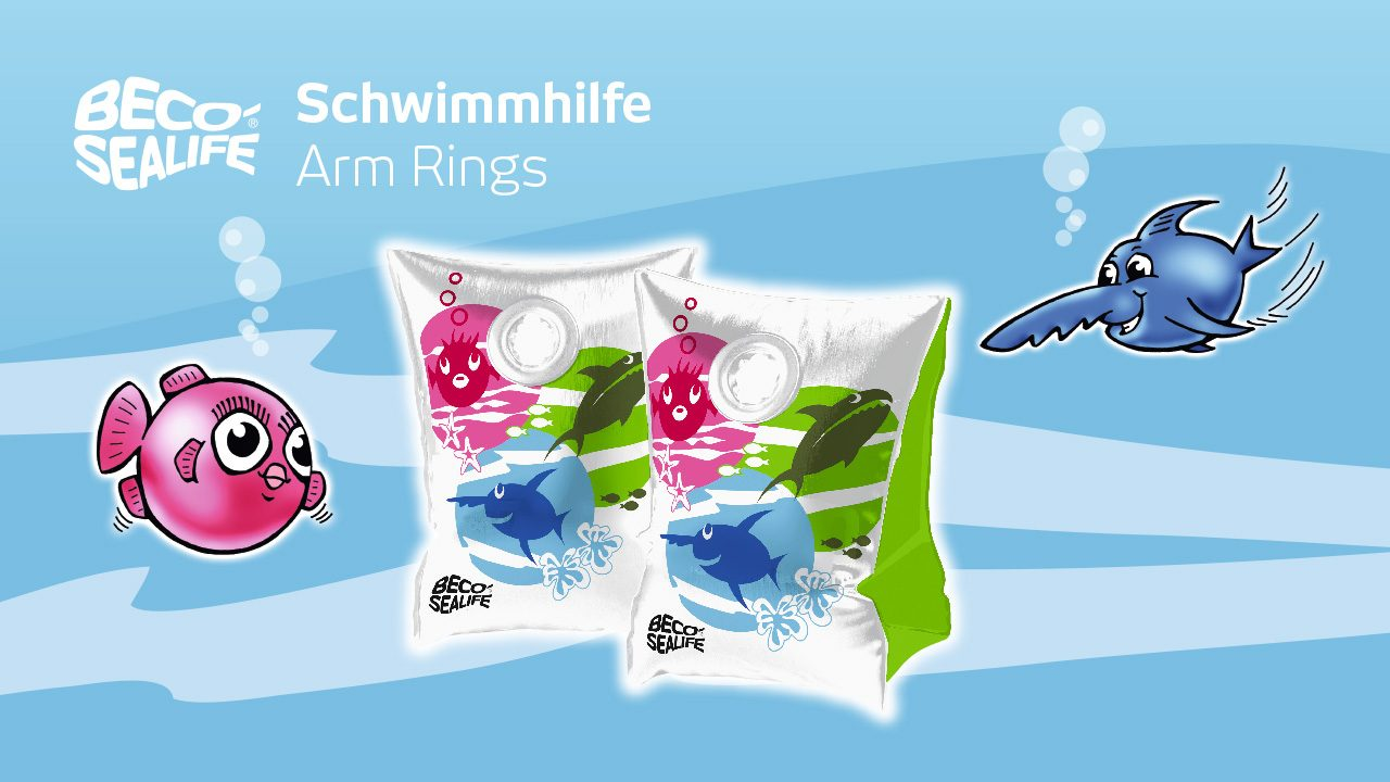 The Advantages of the BECO-SEALIFE® Arm Bands