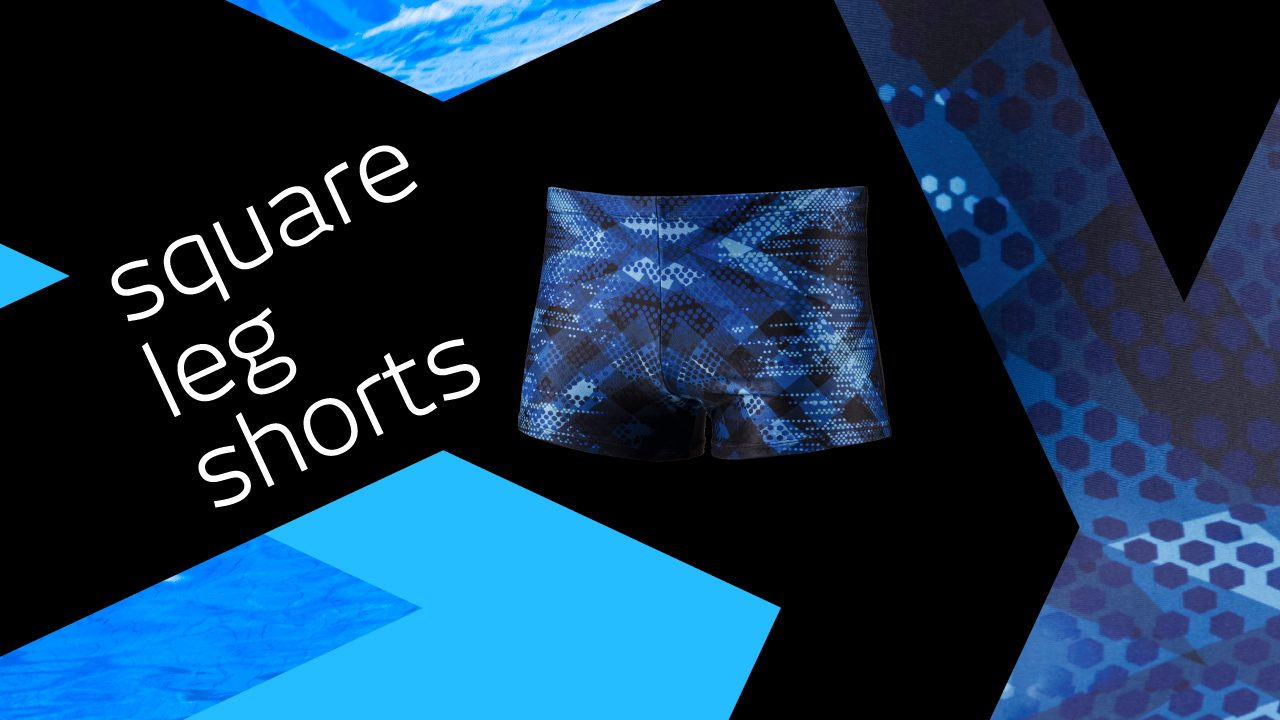 Square Leg Shorts
