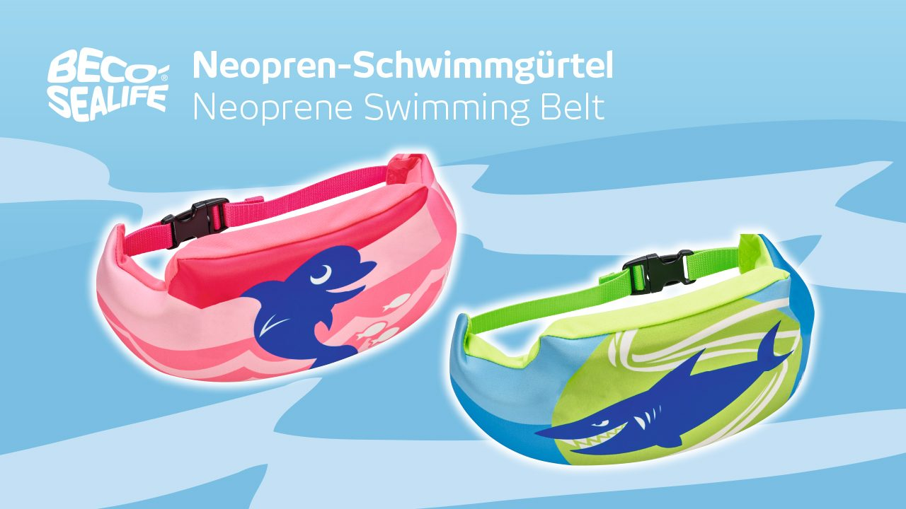 BECO-SEALIFE® Neoprene Swimming Belt