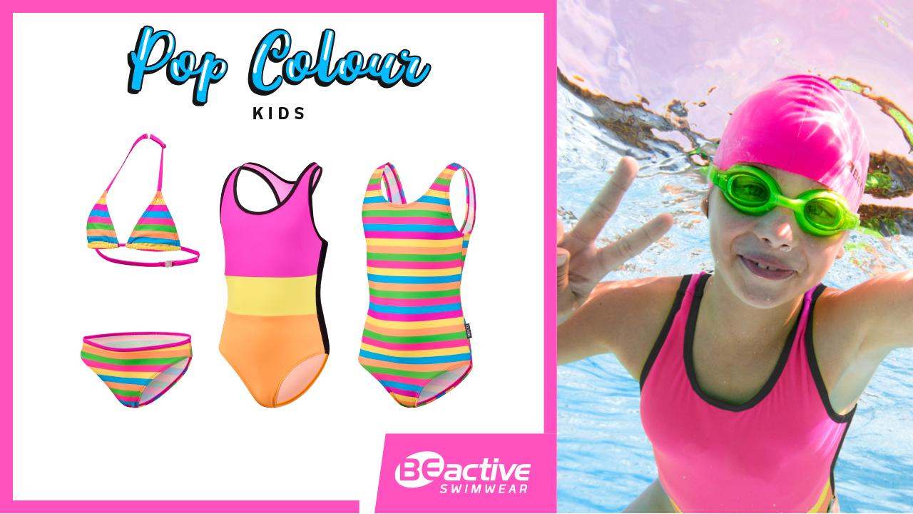 Pop Colour // Swimwear Kids